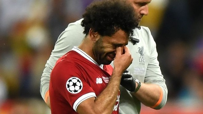 Salah trải qua mùa giải thăng hoa, nhưng lại có cái kết buồn