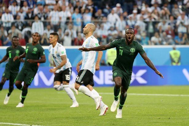 Moses nhem nhóm hy vọng cho Nigeria