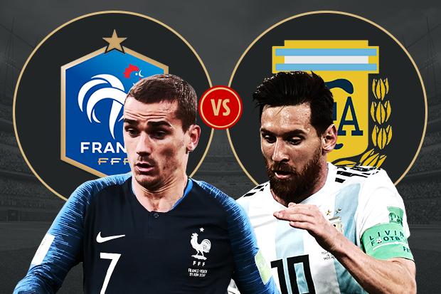Toàn cảnh 8 cặp đấu đáng chờ đợi của vòng hai World Cup 2018 ảnh 1