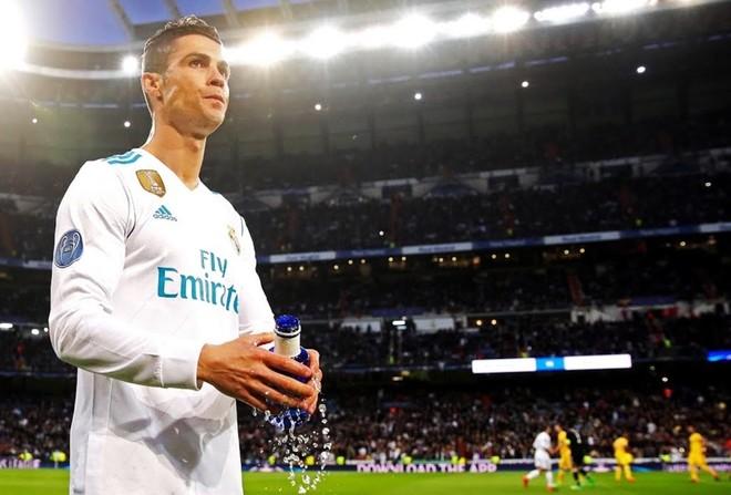 Ronaldo là cầu thủ vĩ đại nhất lịch sử Real Madrid