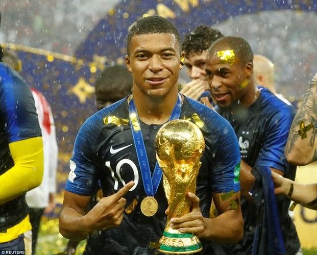 5 yếu tố tiên quyết trên hành trình vô địch của ĐT Pháp