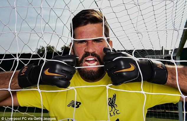 Sự hiện diện của Alisson khiến Liverpool cực kỳ đáng gờm ở mùa giải tới