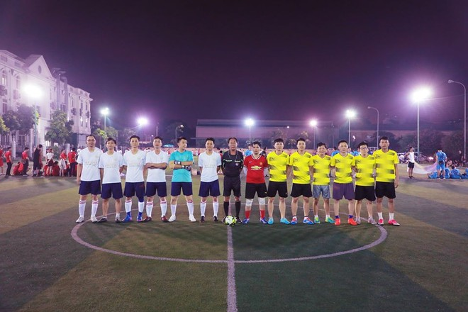 Diễn viên Việt Anh vô địch giải bóng đá của những... nha sĩ