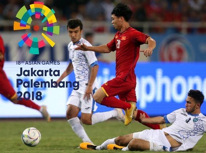 Các trận đấu của U23 Việt Nam tại ASIAD 18 sẽ không xuất hiện trên sóng VTV