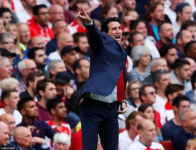 HLV Unai Emery còn rất rất nhiều việc phải làm cho Arsenal