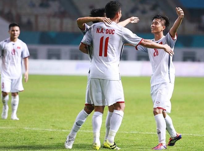 Các học trò HLV Park Hang-seo có điểm tựa vững chắc để thắng Bahrain một lần nữa