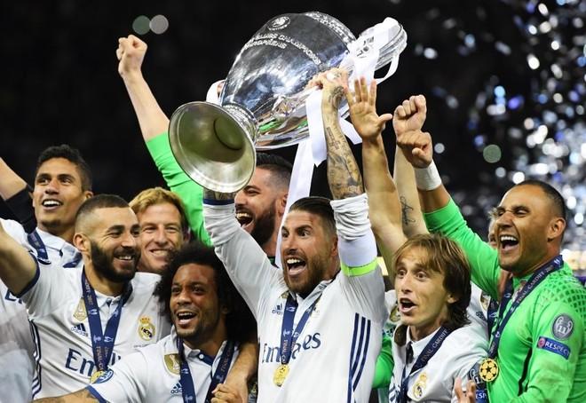 Real Madrid vô địch 3 mùa liên tiếp nhưng không được đánh giá cao nhất mùa này