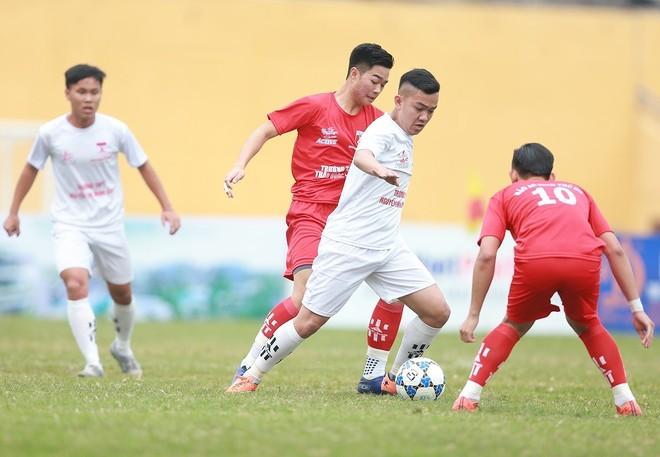 Bao nhiêu đội đã đăng ký dự giải bóng đá học sinh Hà Nội 2018 thành công?