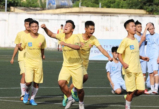 THPT Lý Thánh Tông chiến thắng trên chấm penalty