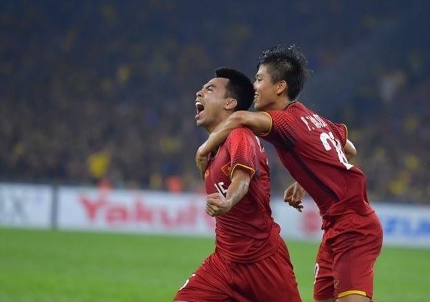 Dù sao, kết quả hòa 2-2 cũng là lợi thế lớn cho Việt Nam trước trận chung kết lượt về
