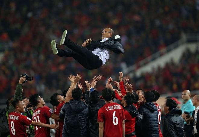 ĐT Việt Nam của HLV Park Hang-seo vừa có một chức vô địch để đời