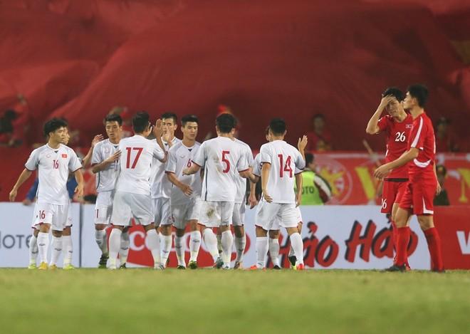 ĐT Việt Nam khiến cả Hàn Quốc cũng phải nể phục vì chuỗi trận bất bại