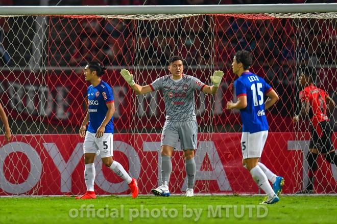 Đặng Văn Lâm và các đồng đội đã thua trắng hai trận