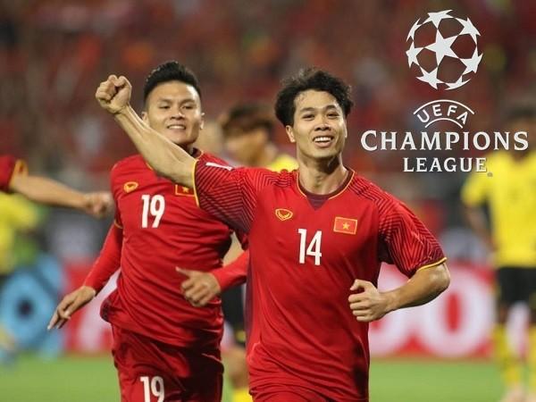 Quang Hải và Công Phượng sẽ được hít thở không khí UEFA Champions League trong tương lai?