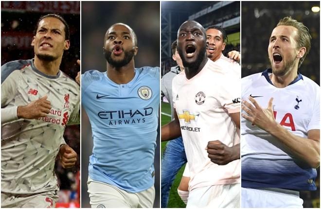 Ai trong số 4 CLB Anh này đủ khả năng vào chung kết và đăng quang?