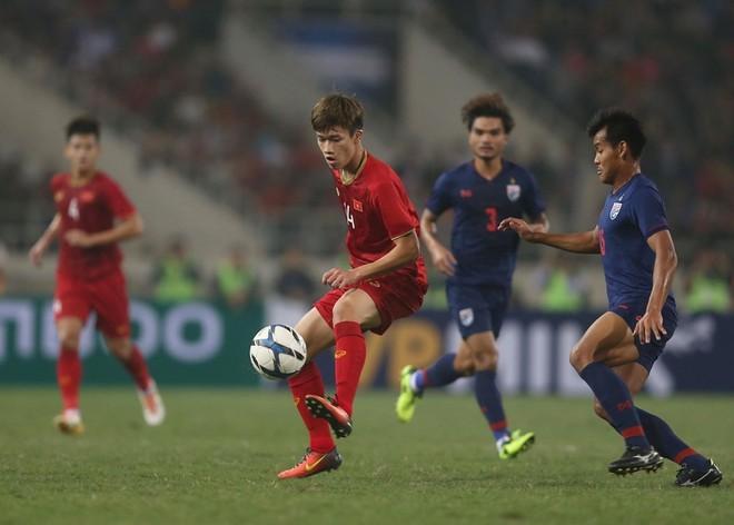 Hoàng Đức đang là một phát hiện thú vị của U23 Việt Nam