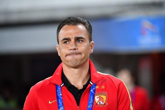 HLV Cannavaro cảm nhận rõ sức ép từ chiếc ghế HLV trưởng ĐT Trung Quốc