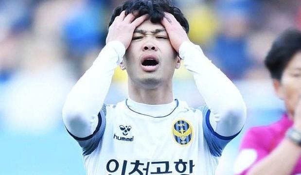 """Công Phượng vất vả tìm """"sự sống"""" cho Incheon nhưng bất lực"""