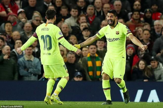 Barca không quá xuất sắc, nhưng cũng đủ đánh bại M.U
