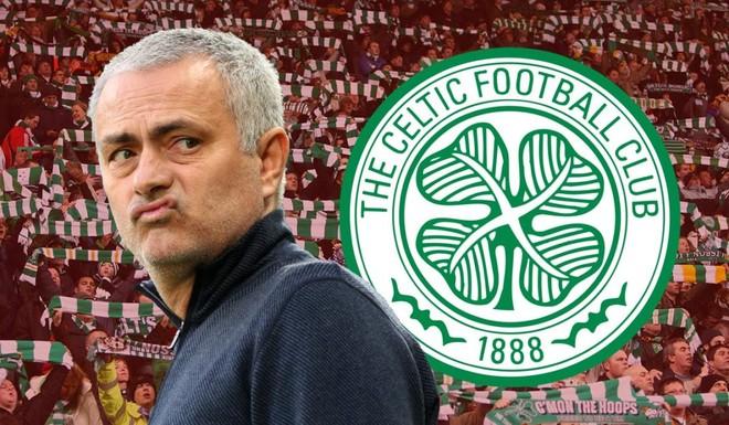 Celtic có thể là điểm đến tiếp theo trong sự nghiệp của HLV Mourinho