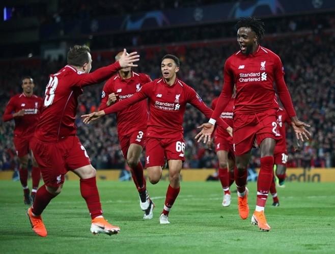 Liverpool khiến cả châu Âu ngỡ ngàng
