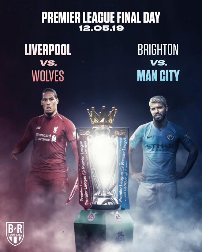 Cả Man City lẫn Liverpool đều xứng đáng lên ngôi mùa này