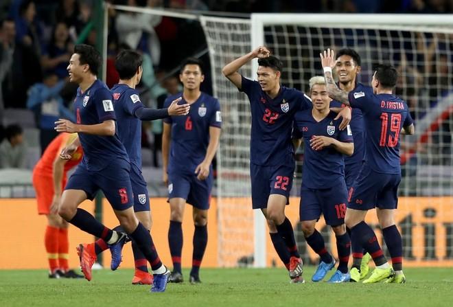 Với lực lượng hùng hậu, Thái Lan quyết vô địch King's Cup 2019