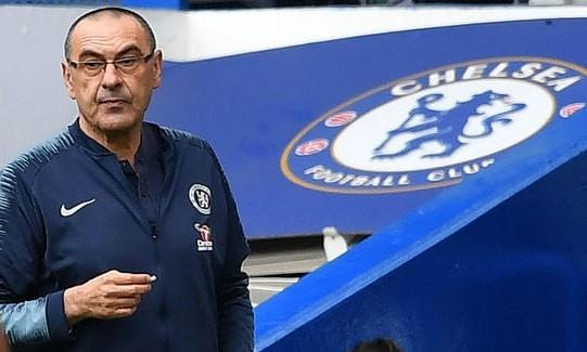 Tương lai của HLV Sarri ở Chelsea đang khá bấp bênh