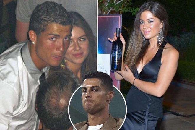 Ronaldo vẫn đang dính vào những rắc rối từ quá khứ chơi bời
