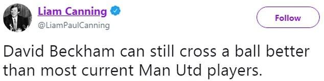 Fan cuồng đòi M.U đưa Beckham trở lại chơi bóng ngay lập tức