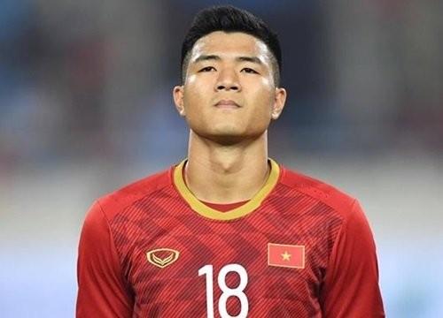 Hà Đức Chinh chơi tệ hơn nhiều đồng nghiệp ở V-League nhưng vẫn được gọi