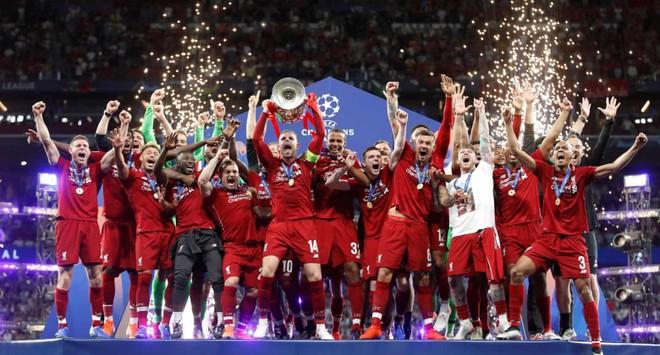 Đứng dậy từ nơi vấp ngã, Liverpool kiêu hãnh vô địch Champions League