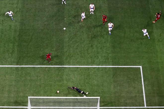 Bàn thắng ấn định tỉ số 2-0 của Origi