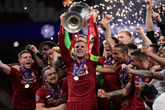 Đứng dậy từ nơi vấp ngã, Liverpool kiêu hãnh vô địch Champions League ảnh 6