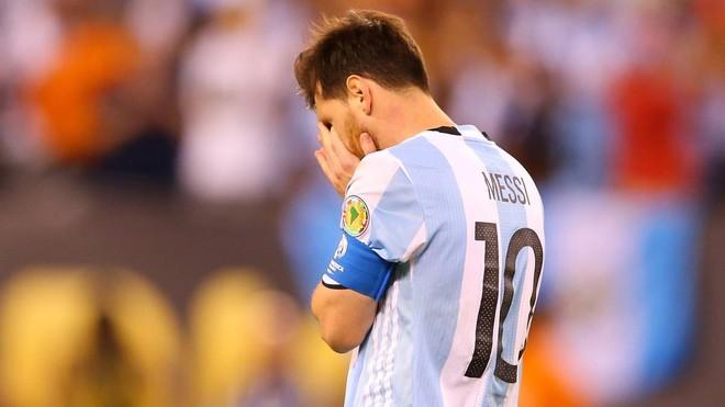 """Còn """"cơn đói"""" của Messi với Argentina vẫn chưa dừng lại"""