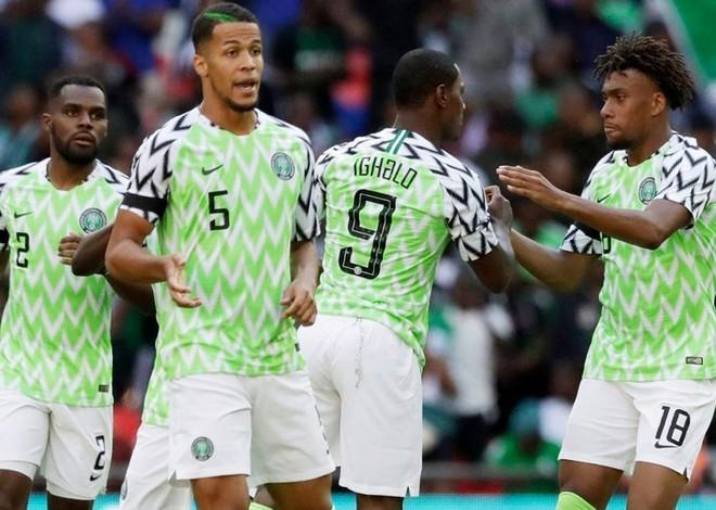Nigeria luôn là đội bóng đáng xem nhất ở Lục địa đen