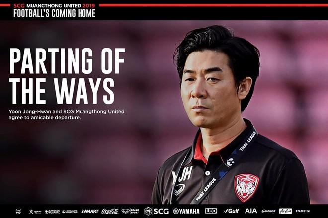 HLV Yoon Jong-hwan không đủ tài để vực dậy Muangthong Utd
