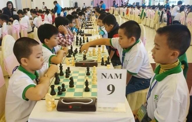 Cờ vua là môn thể thao được yêu thích đặc biệt ở Việt Nam