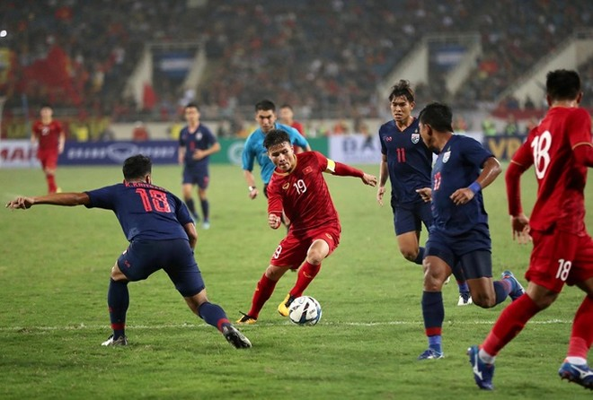 Việt Nam có thể thắng Thái Lan ở những trận đấu cụ thể, nhưng vẫn chưa bằng ở chiến lược lâu dài