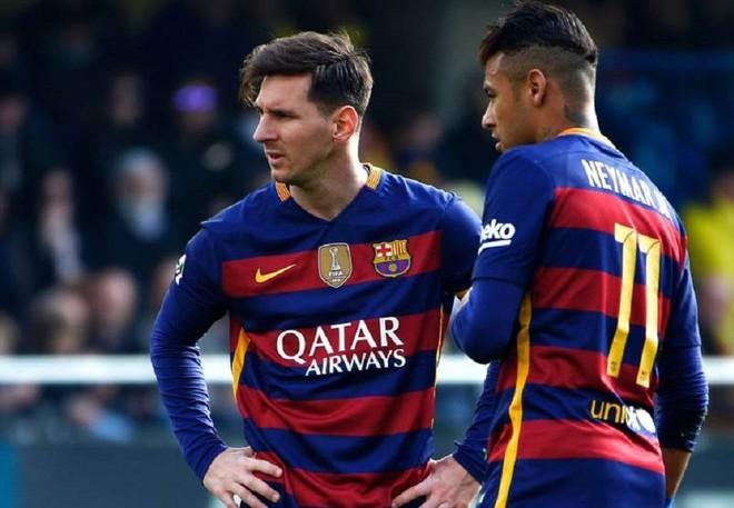 Messi và Neymar sẽ sớm tái hợp ở Barca?