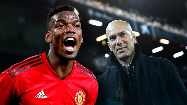 Zidane và Real đang khát khao sở hữu Pogba