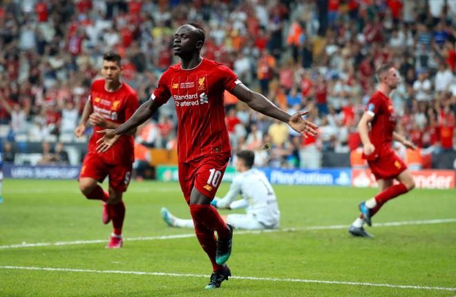 Mane xuất sắc lập cú đúp cho Liverpool