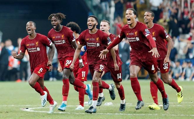 ... giúp Liverpool thống trị hoàn toàn châu Âu