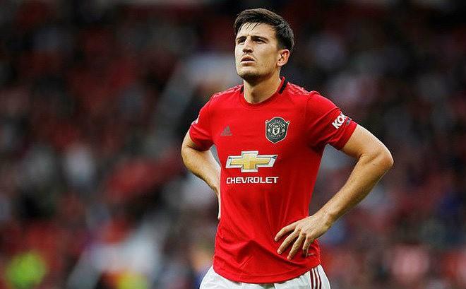 Maguire được kỳ vọng sớm trở thành tượng đài tại Man Utd
