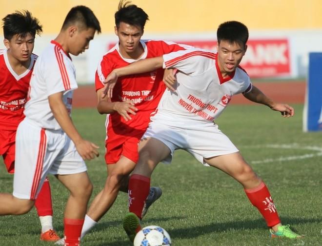 THPT Trần Quốc Tuấn và THPT Nguyễn Thị Minh Khai là hai đội giàu thành tích nhất giải sau 18 mùa