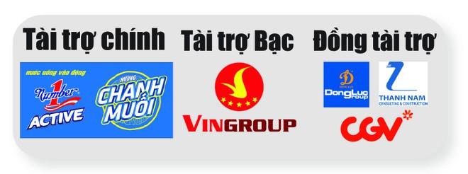 103 trường tưng bừng dự khai mạc giải bóng đá học sinh THPT Hà Nội 2019