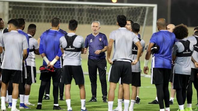 UAE gặp nhiều vấn đề trước trận làm khách của ĐT Việt Nam