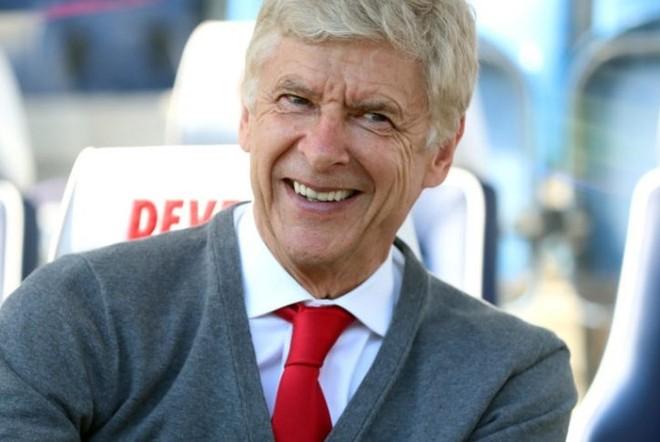 HLV Arsene Wenger giờ chỉ làm công việc ở tầm vĩ mô