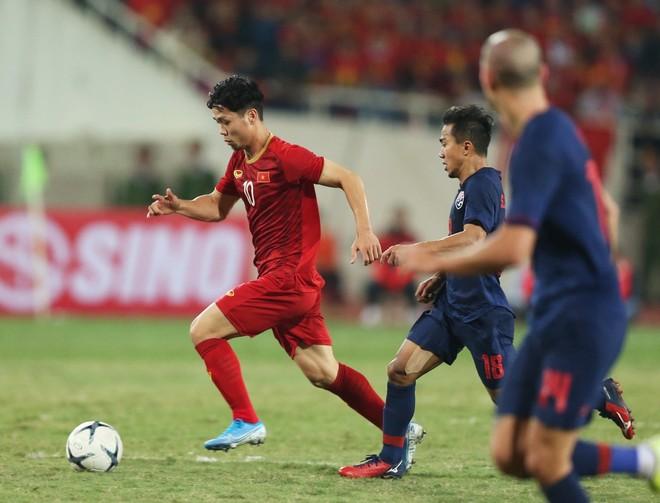 ĐT Việt Nam hòa Thái Lan 0-0 trong cả hai lượt đi và về vòng loại World Cup 2022
