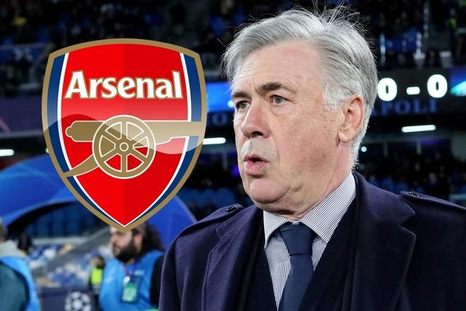Carlo Ancelotti có phù hợp với Arsenal?